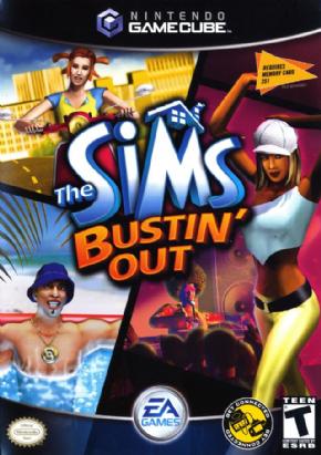 The Sims Bustin (Seminovo...