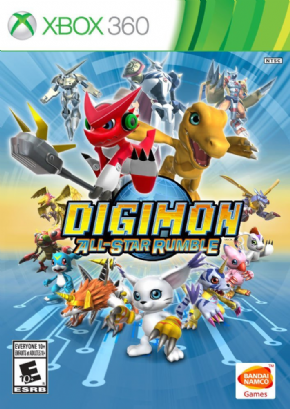 Digimon All-Star Rumble X...