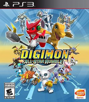 Digimon All-Star Rumble P...