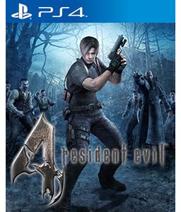Resident Evil 4 (Seminovo...