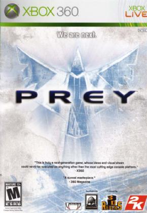 Prey (Seminovo) XBOX360