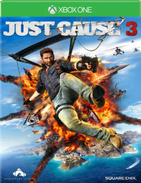 Just Cause 3 (Seminovo) X...