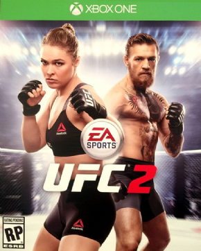 UFC 2 XBOX ONE - Seminovo