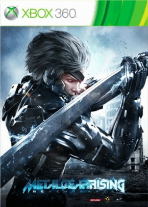 Metal Gear Rising Revenge...