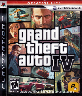 Grand Theft Auto IV (Semi...