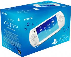Sony PSP Street + 32GB Br...