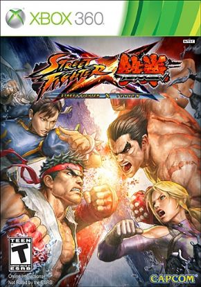 Street Fighter X Tekken X...
