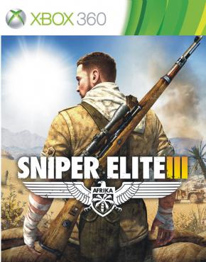 Sniper Elite III XBOX 360