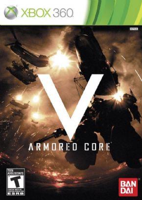 Armored Core V XBOX360