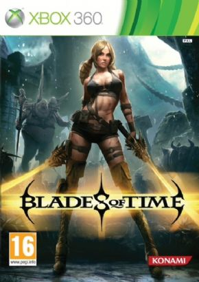 Foto Blades of Time XBOX360