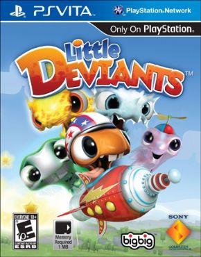 Little Deviants (Seminovo...