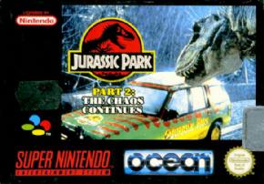 Jurassic Park 2 (Seminovo...