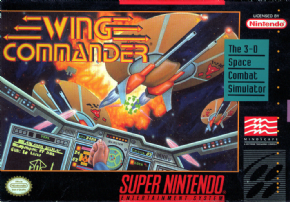 Wing Commander Super Nint...