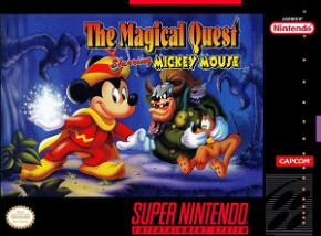 The Magical Quest Mickey...