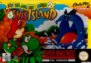 Super Mario World 2 Yoshi...