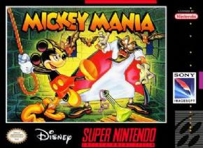 Mickey Mania (Seminovo) S...