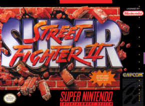 Foto Super Street Fighter II Super Nintendo - Seminovo