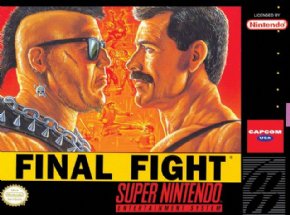 Foto Final Fight (Seminovo) Super Nintendo