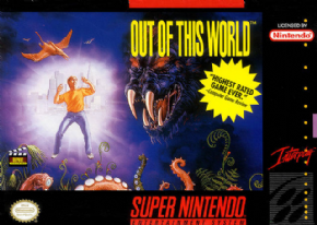 Out Of This World Super Nintendo - Super...