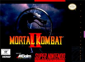 Mortal Kombat II Super Ni...