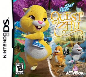 Zhu Zhu Pets: Quest for Z...