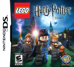Lego Harry Potter 1-4 (Se...