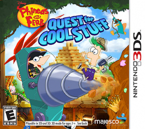 Phineas and Ferb Quest fo...