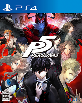 Persona 5 PS4 - Seminovo