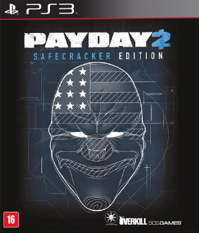 Payday 2: The Heist PS3 -...