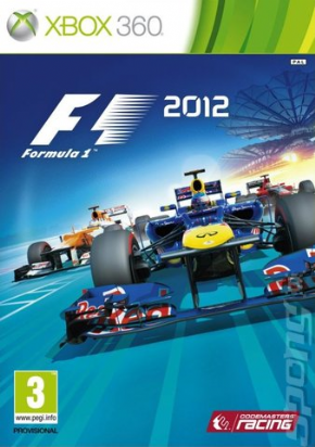 F1 2012 XBOX360 - Seminov...