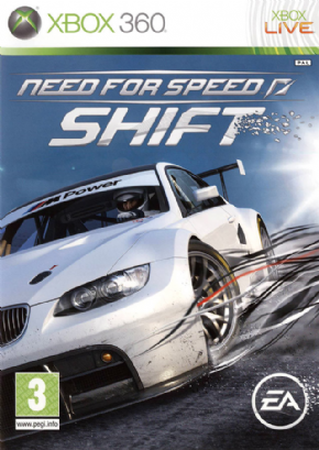 Need for Speed SHIFT (Sem...