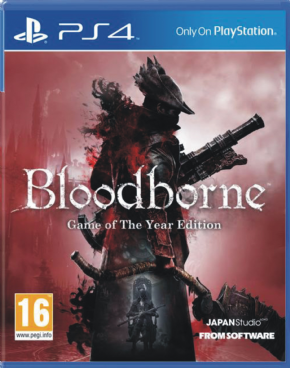 Bloodborne Game of The Ye...