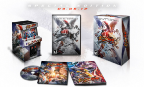 Street Fighter X Tekken S...