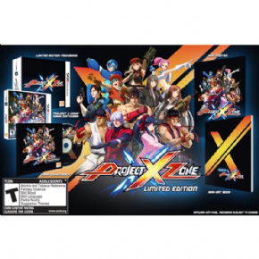 Project X Zone Limited Ed...