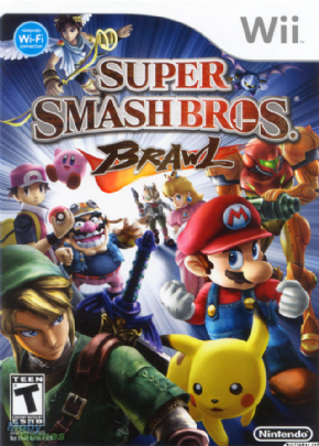 Super Smash Bros Brawl (S...