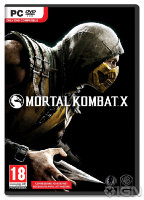 Mortal Kombat X PC-DVD (P...