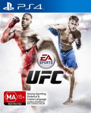 UFC (Seminovo) PS4