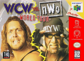 WCW World Tour (Seminovo)...