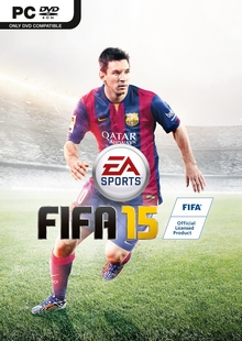 FIFA 15 PC-DVD (Português...