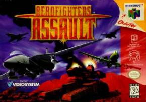 Aero Fighters Assault  (S...