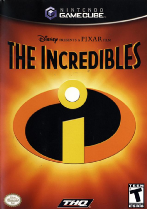The Incredibles (Seminovo...