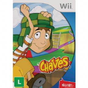 Chaves Wii - Seminovo