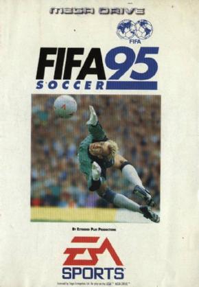 Foto FIFA Soccer 95 (Seminovo) Mega Drive