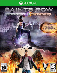 Foto Saints Row IV: Re-Elected XBOX ONE - Seminovo