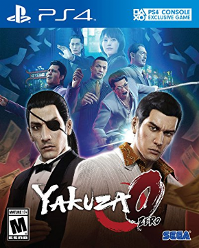 Yakuza 0 PS4 - Seminovo