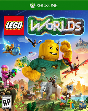 LEGO Worlds XBOX ONE - Se...