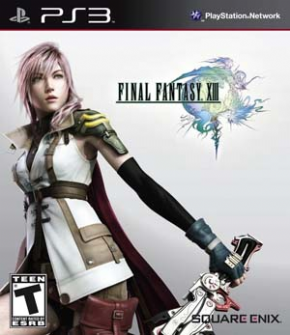 Foto Final Fantasy XIII PS3 - Seminovo