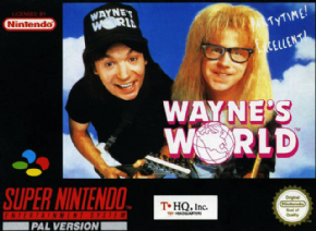 Waynes World (Seminovo) S...