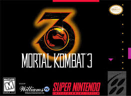 Mortal Kombat 3 Super Nin...