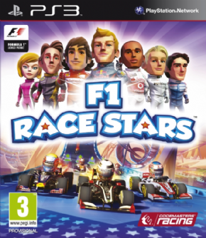 F1 Race Stars (Seminovo)...